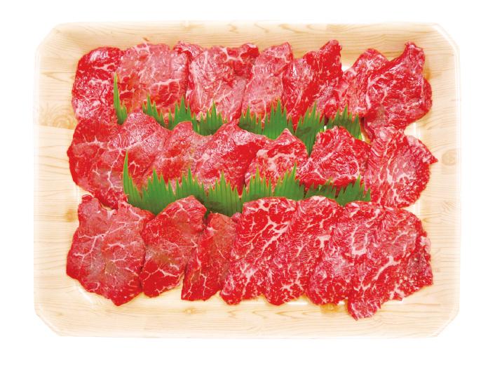旭志牛モモ焼肉用(450g)