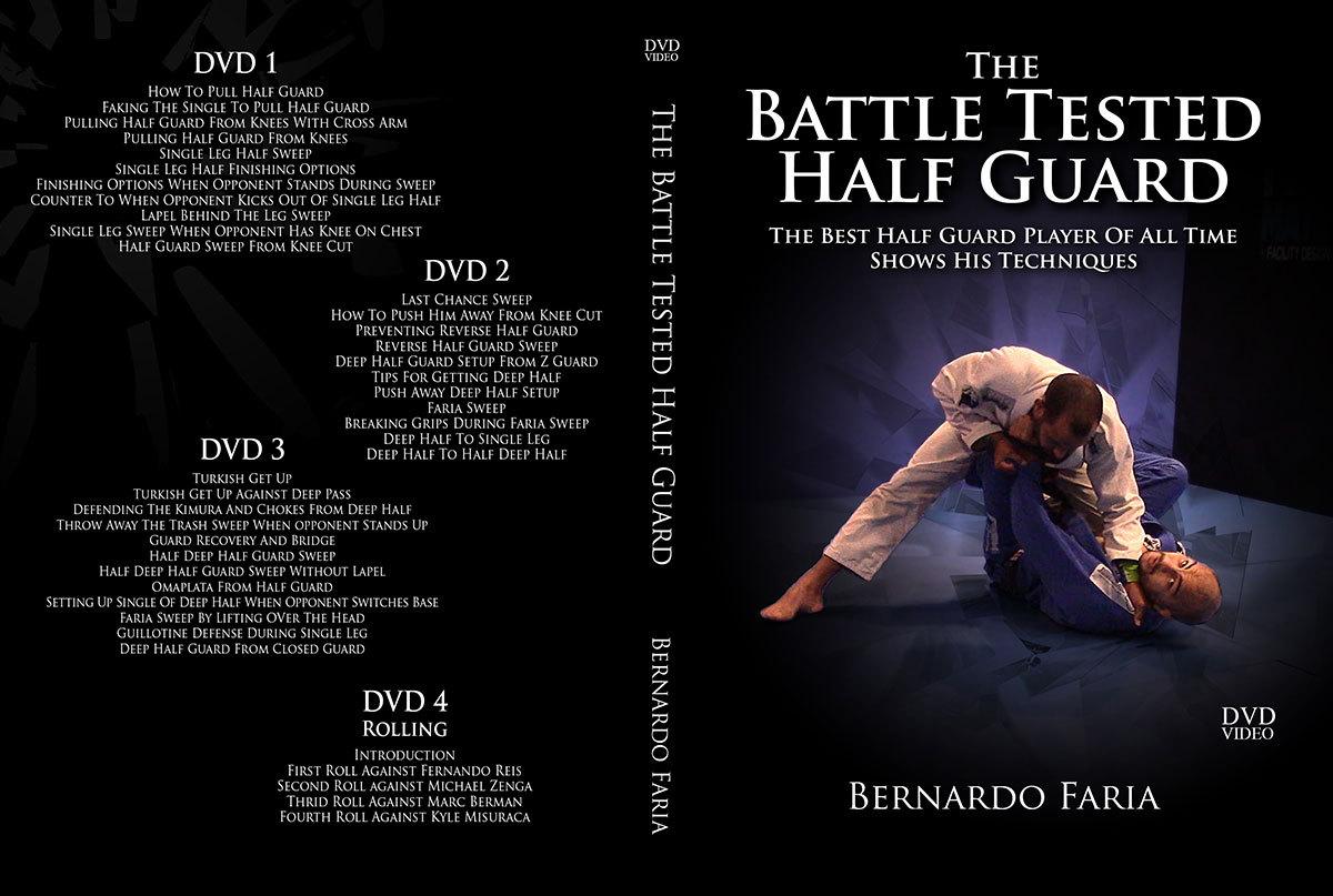 ベルナルド・ファリア ザ・バトル・テスティッド・ハーフガード THE BATTLE TESTED HALF GUARD