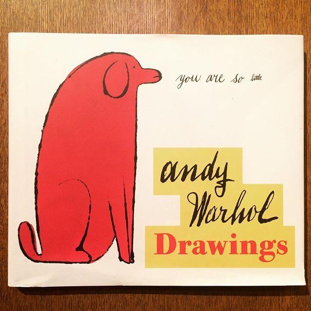 アンディ・ウォーホル画集「Andy Warhol Drawings」 - 画像1