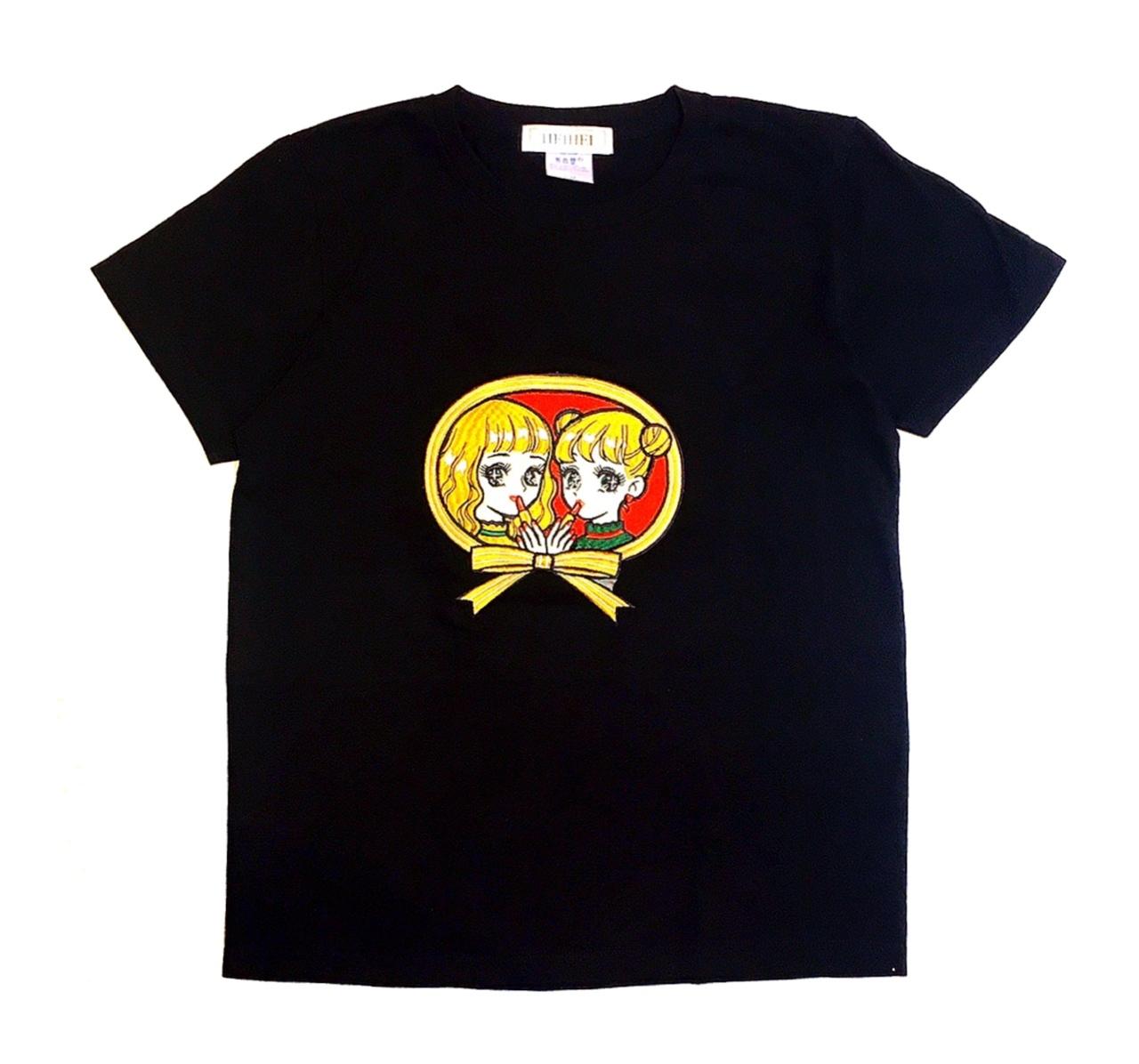 刺繍Tシャツ 女の子