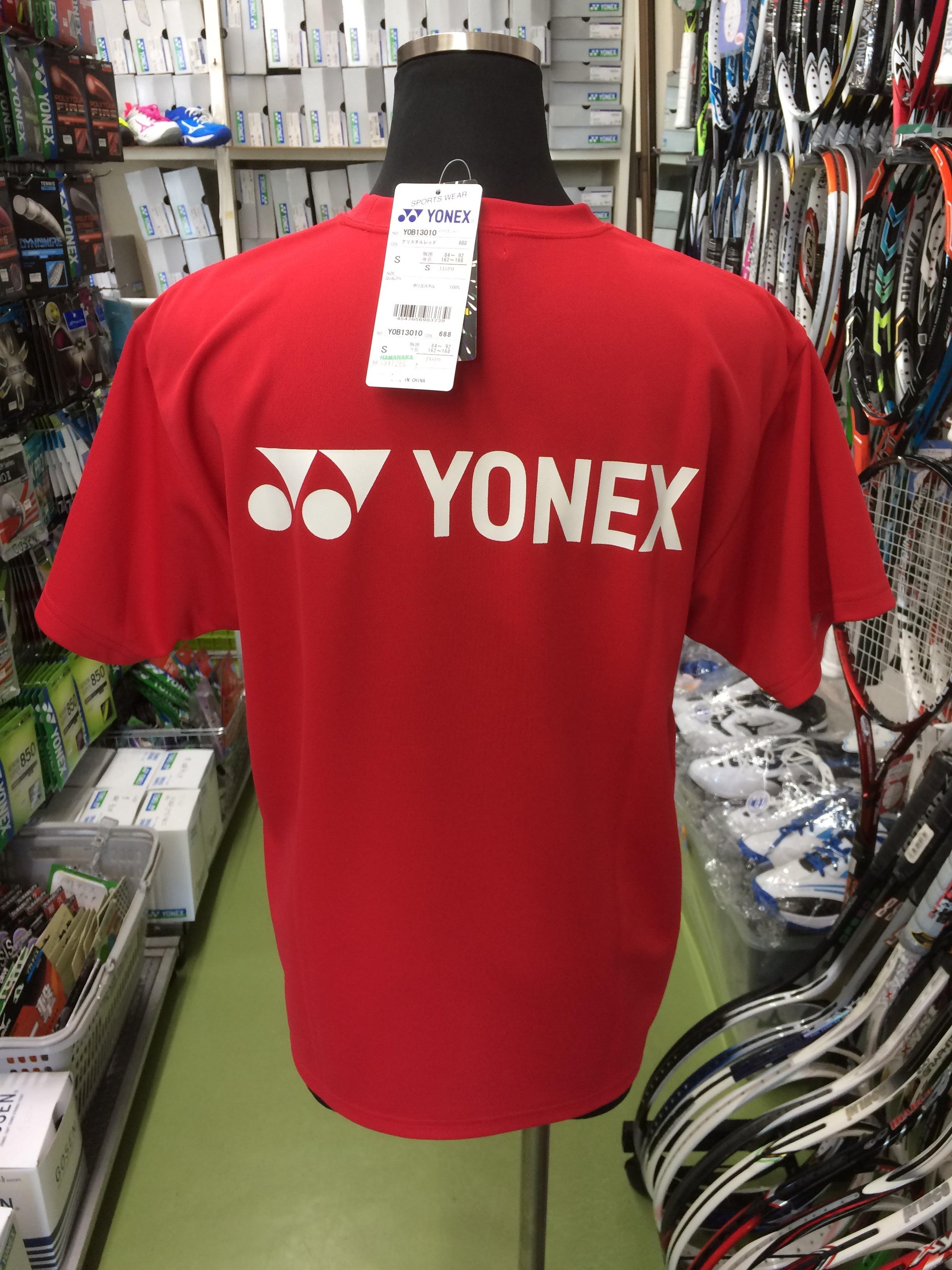 ヨネックス ユニドライTシャツ YOB13010 - 画像5