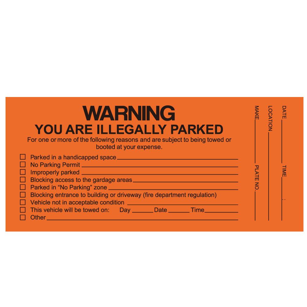 """095 不法駐車です!WARNING """"California Market Center"""" アメリカンステッカー スーツケース シール"""