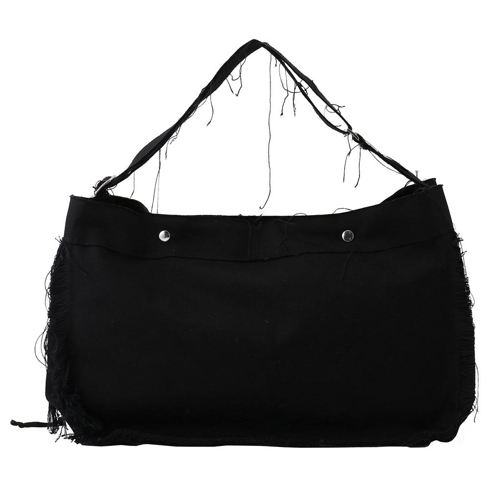 "Shoulder Bag ""Prototype001"" - Black - 画像4"