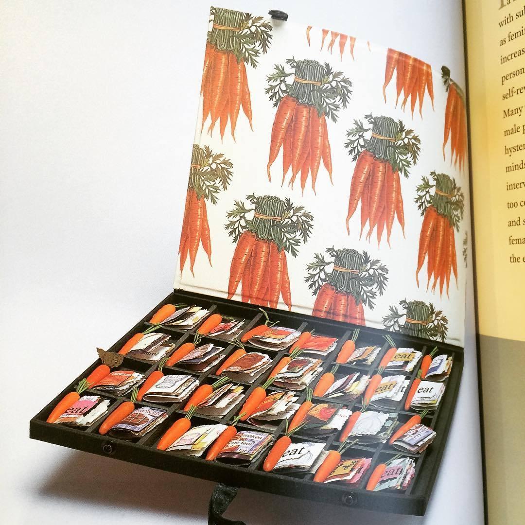 アートの本「The Book As Art: Artists' Books from the National Museum of Women in the Arts」 - 画像2