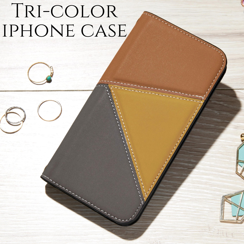 iphone 11 ケース 手帳型 おしゃれ iphone11Pro レザー iphone8 iphoneXR 7 plus カバー カジュアル スマホケース 大人可愛い ブラウン