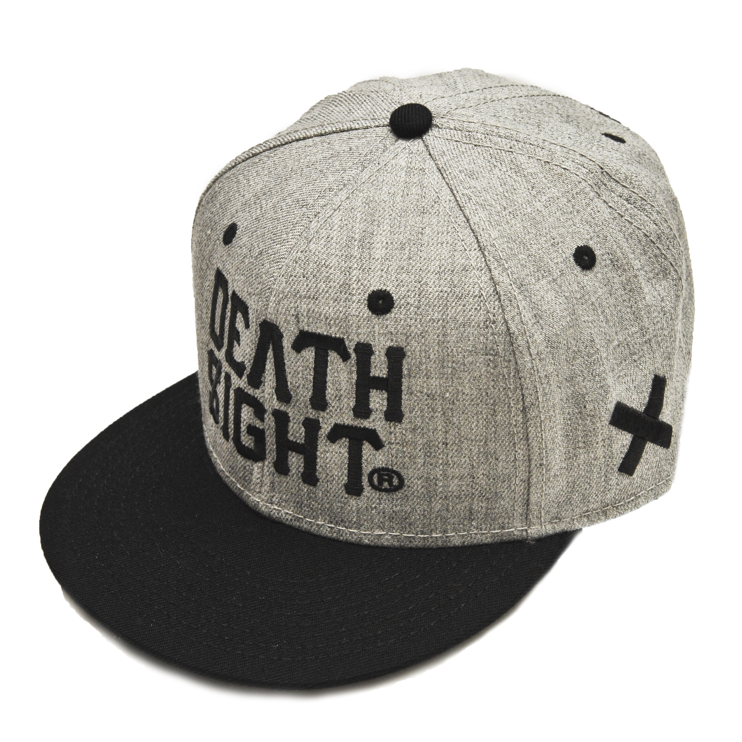 deathsight 17 Logo Cap / GRAY - 画像1