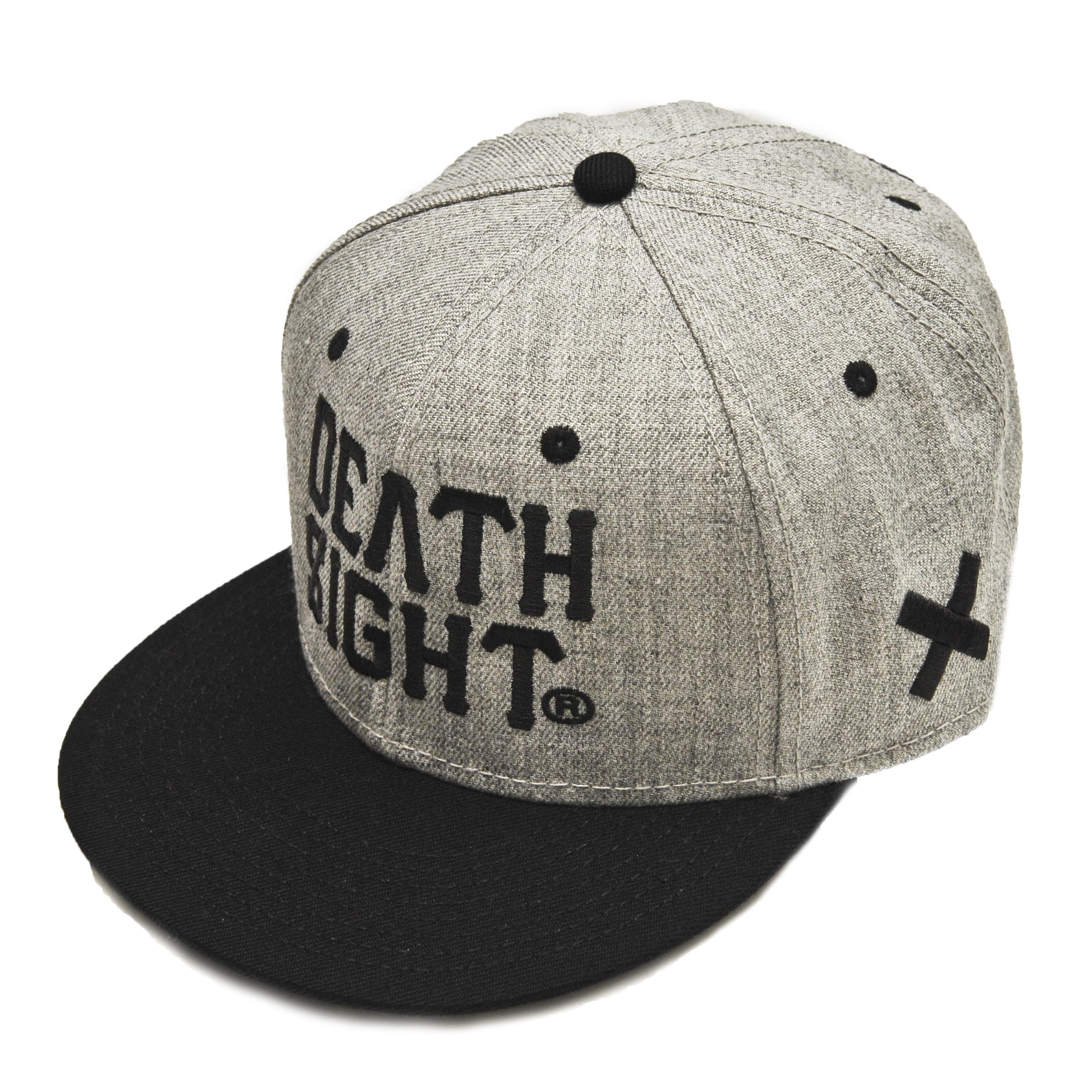 deathsight 17 Logo Cap / GRAY - 画像1