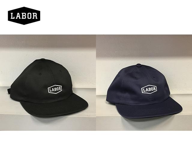 LABOR SKATEBOARD CREST LOGO CAP