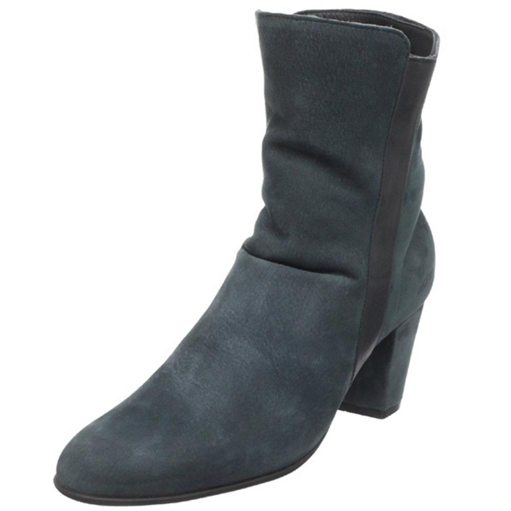 FR39.5#/JP25~25.5#フランス製ブランド Arche/アルシュ 本革 ショート ブーツ Idal fp20021