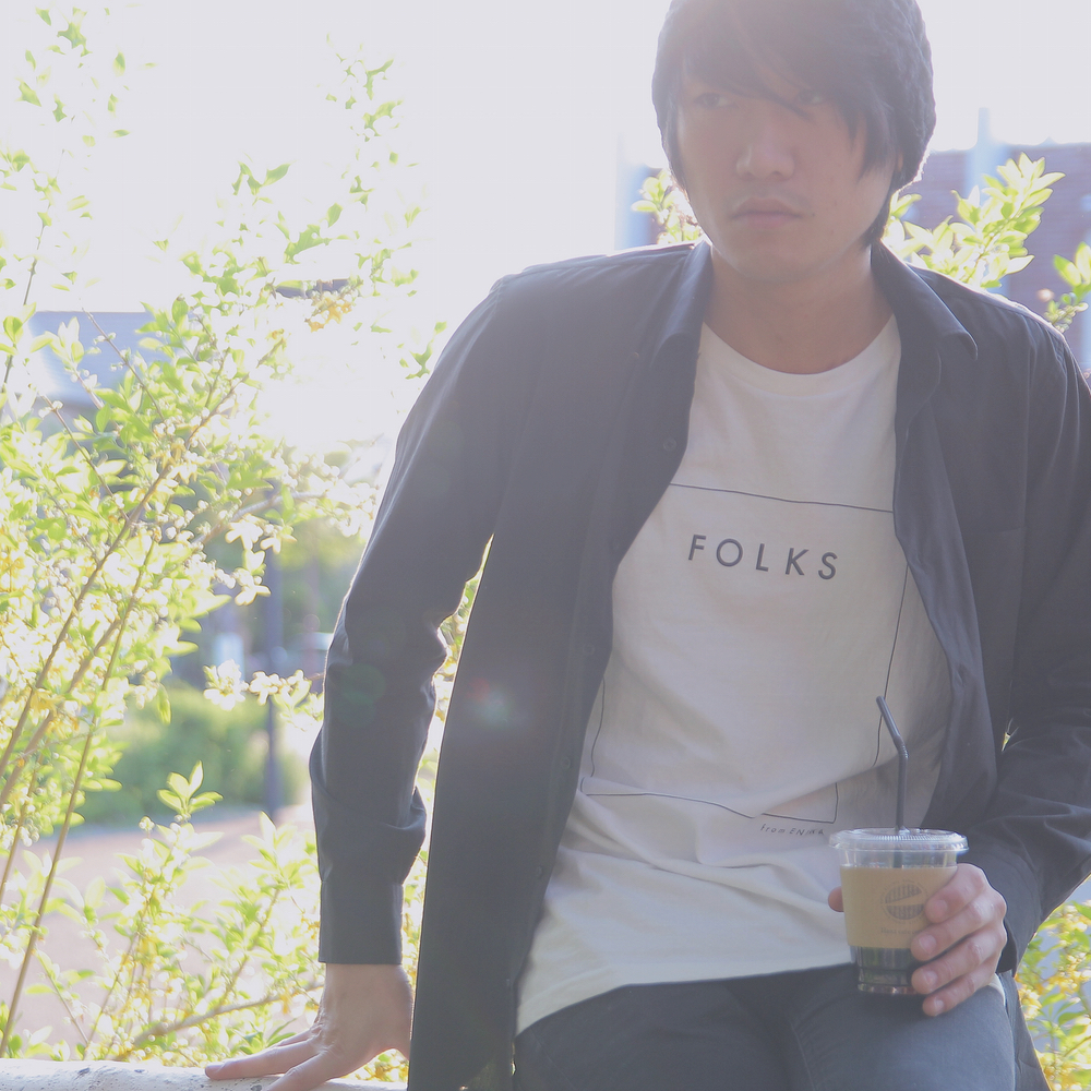 FOLKS ORIGINAL T natural - 画像1