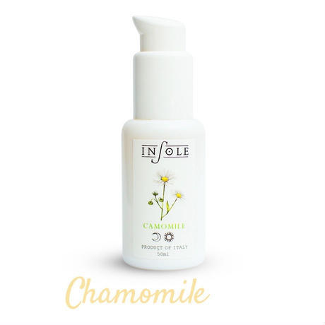 INSOLE フラワーオイル カモマイル 50ml 【Facial Oil】
