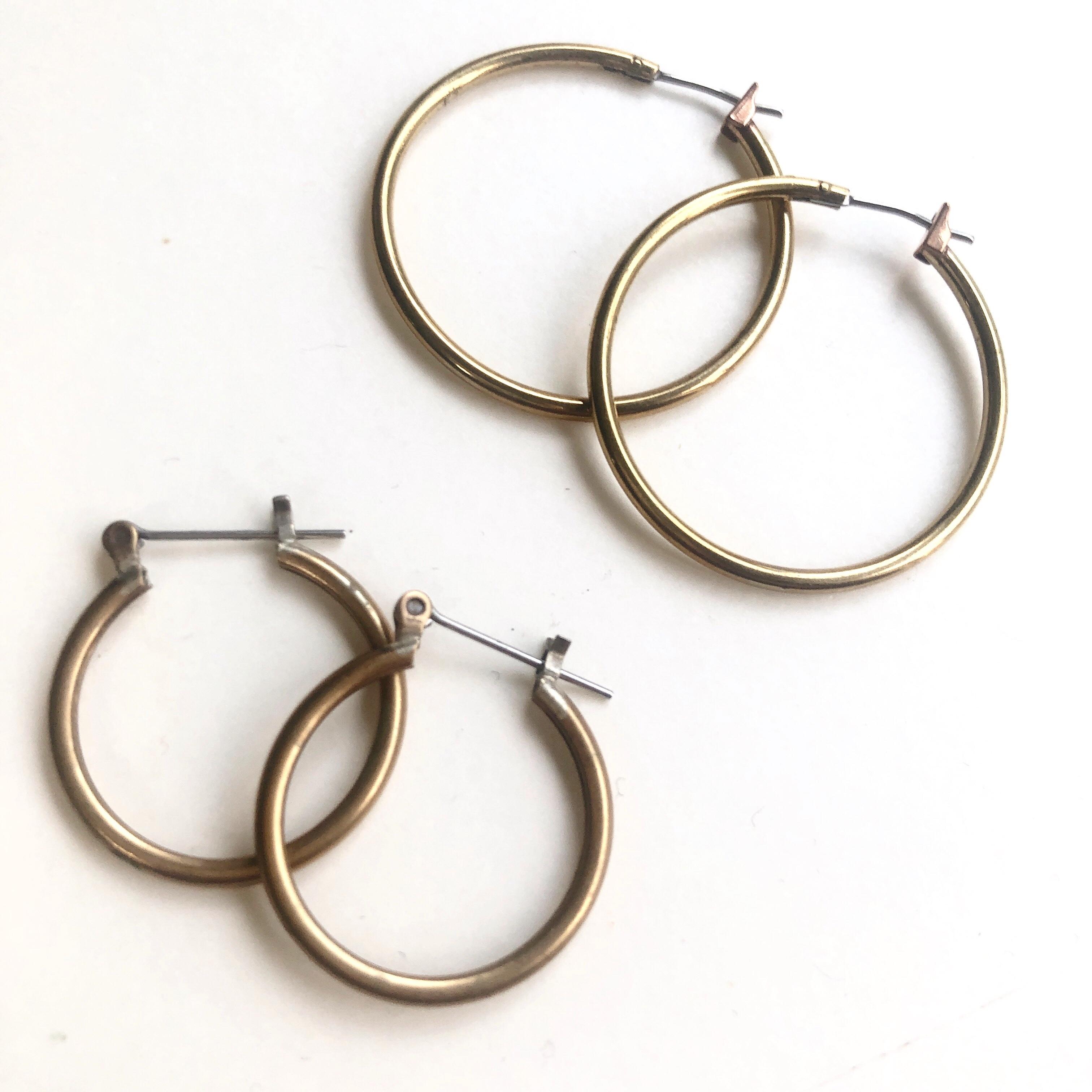 Vintage hoops B-079 M
