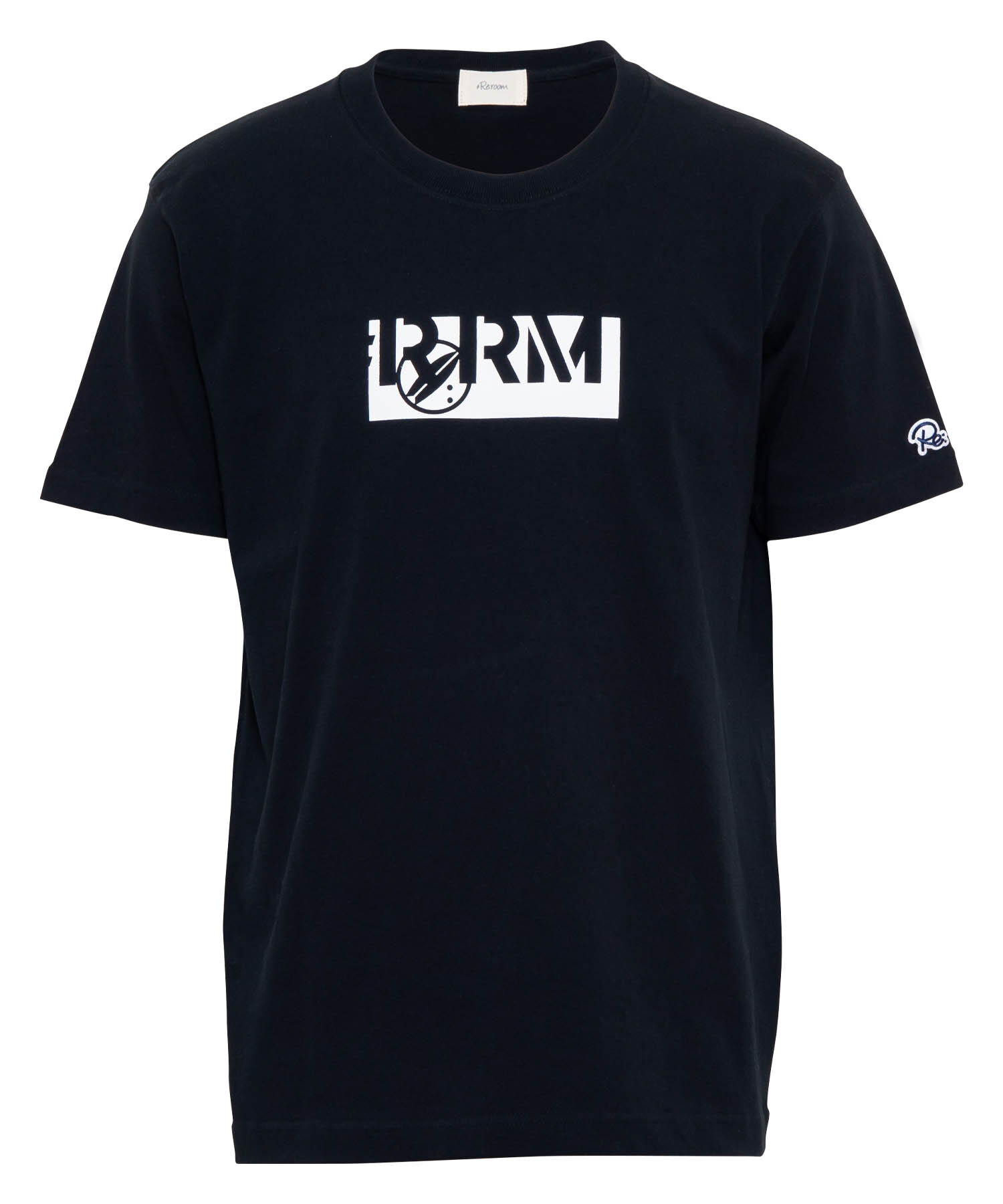 RRM BOX LOGO T-shirt[REC371]