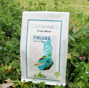 フィンランド100周年記念コーヒー クラッシックフルーティ150g(豆)
