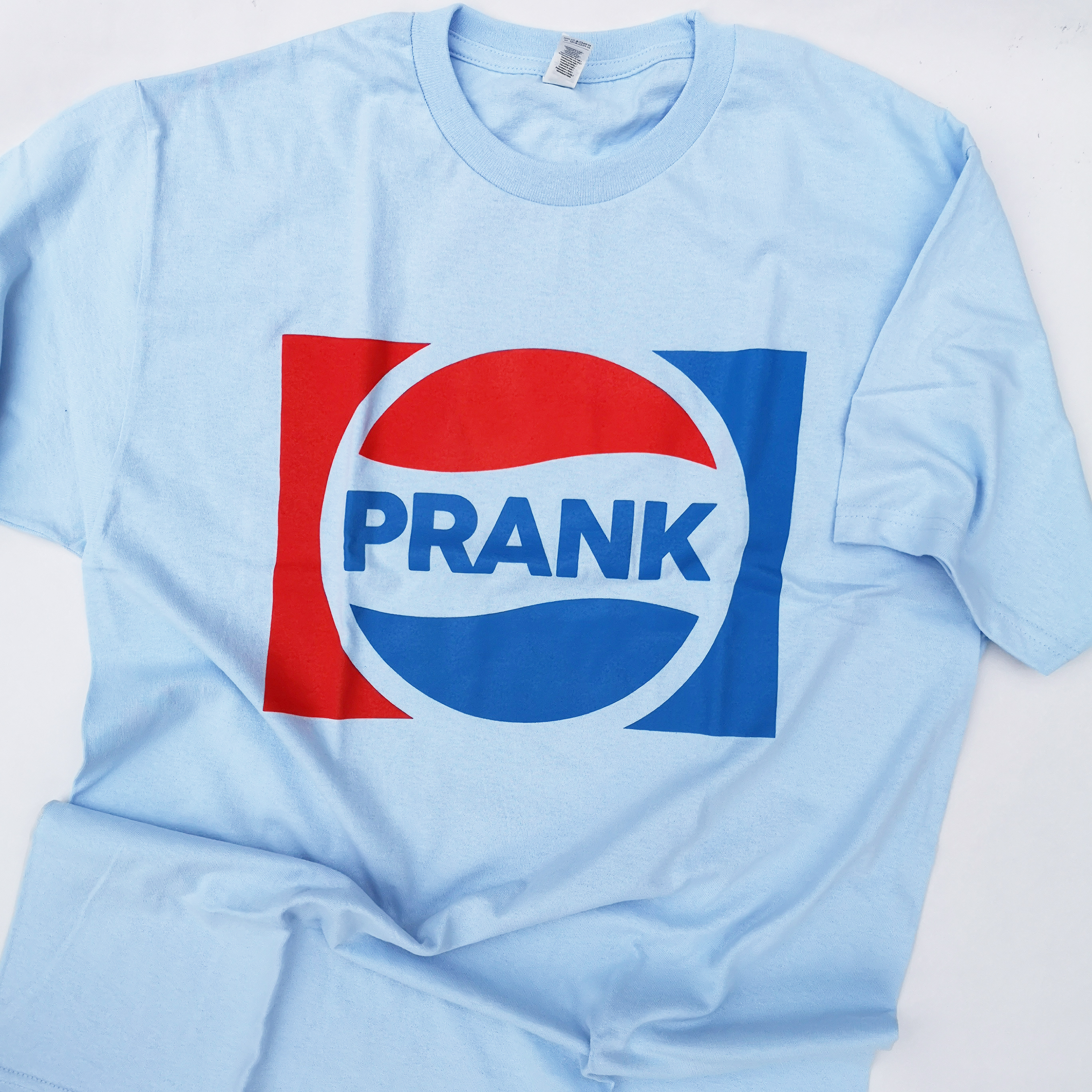 "PRANK Weird Store ""THE CHOICE OF A NEW GENERATION"" TEE SAX, WHT"