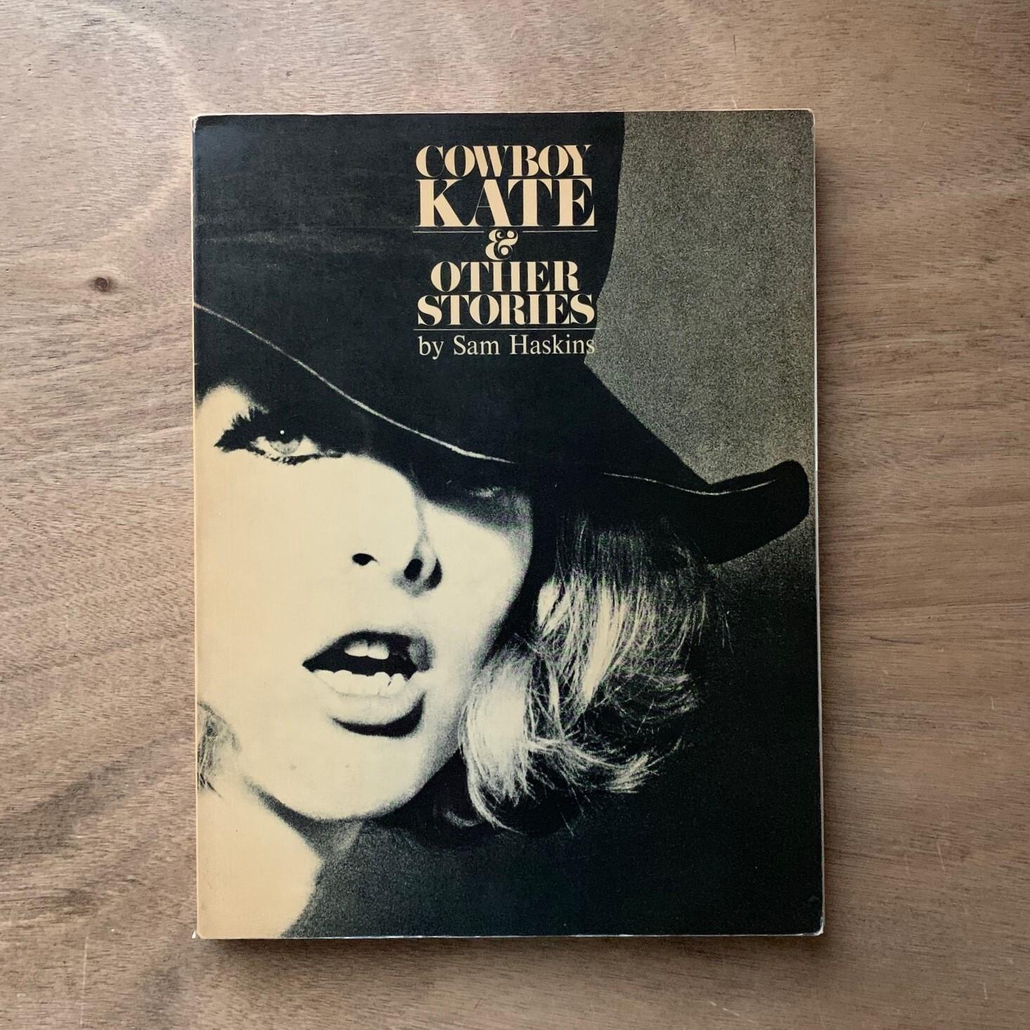 Cowboy Kate& other stories / Sam Haskins サム・ハスキンス