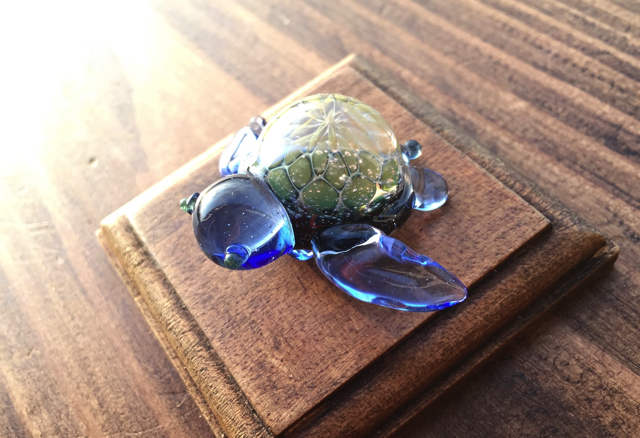 【blue seaturtle】〜宙亀〜