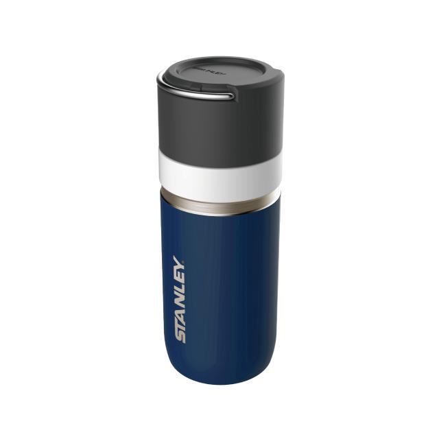 STANLEY ゴーシリーズ セミバック 真空ボトル 0.47L [ネイビー]