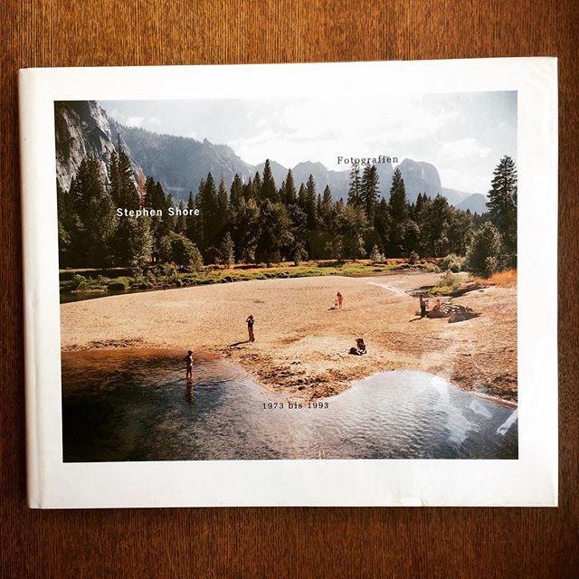 スティーブン・ショア写真集「Fotografien 1973 - 1993/Stephen Shore」 - 画像1
