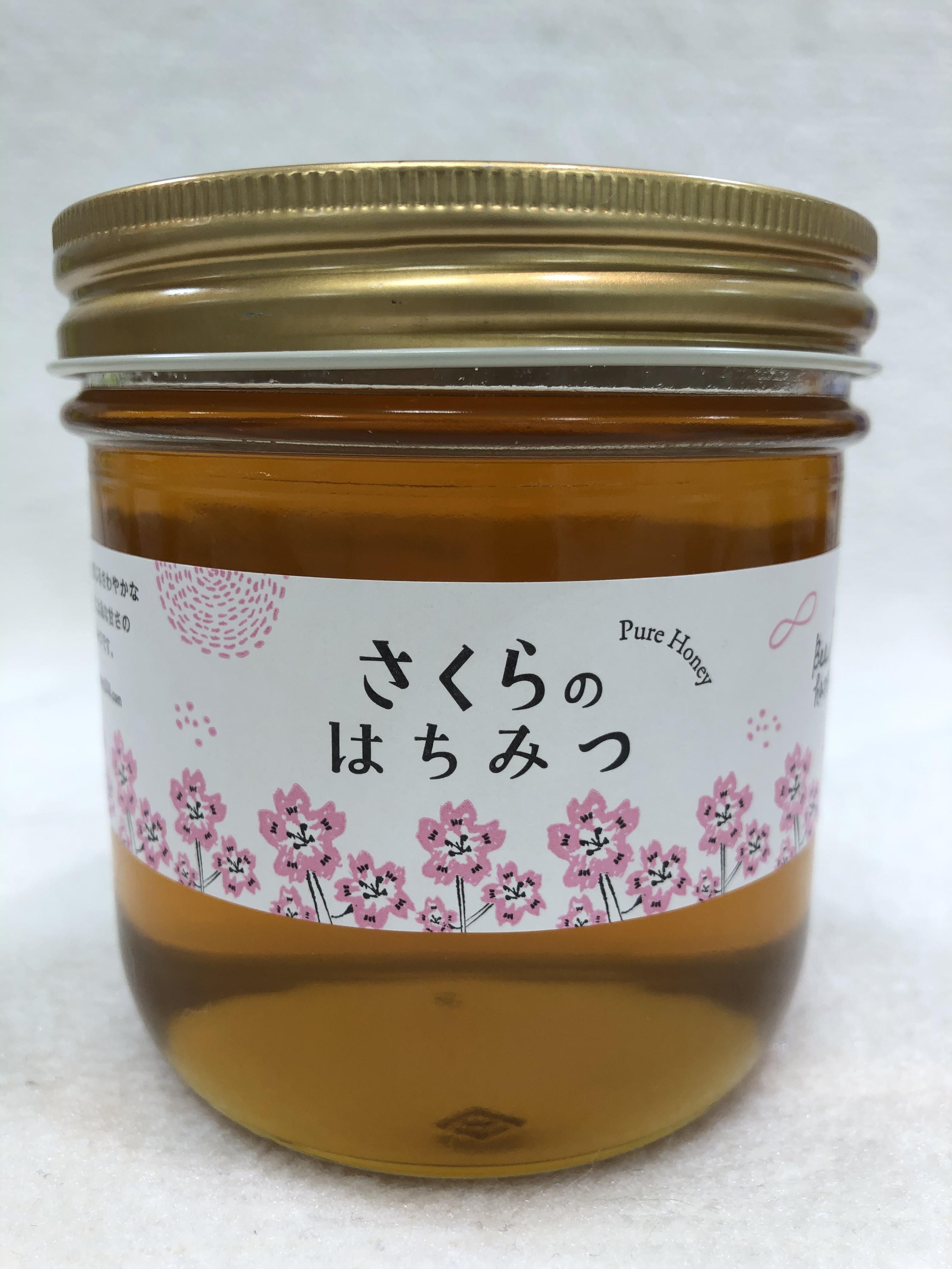 桜のはちみつ 400g
