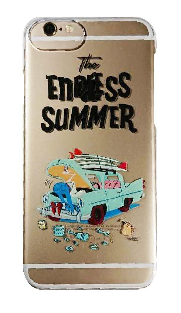 endless summer クリアハードケース
