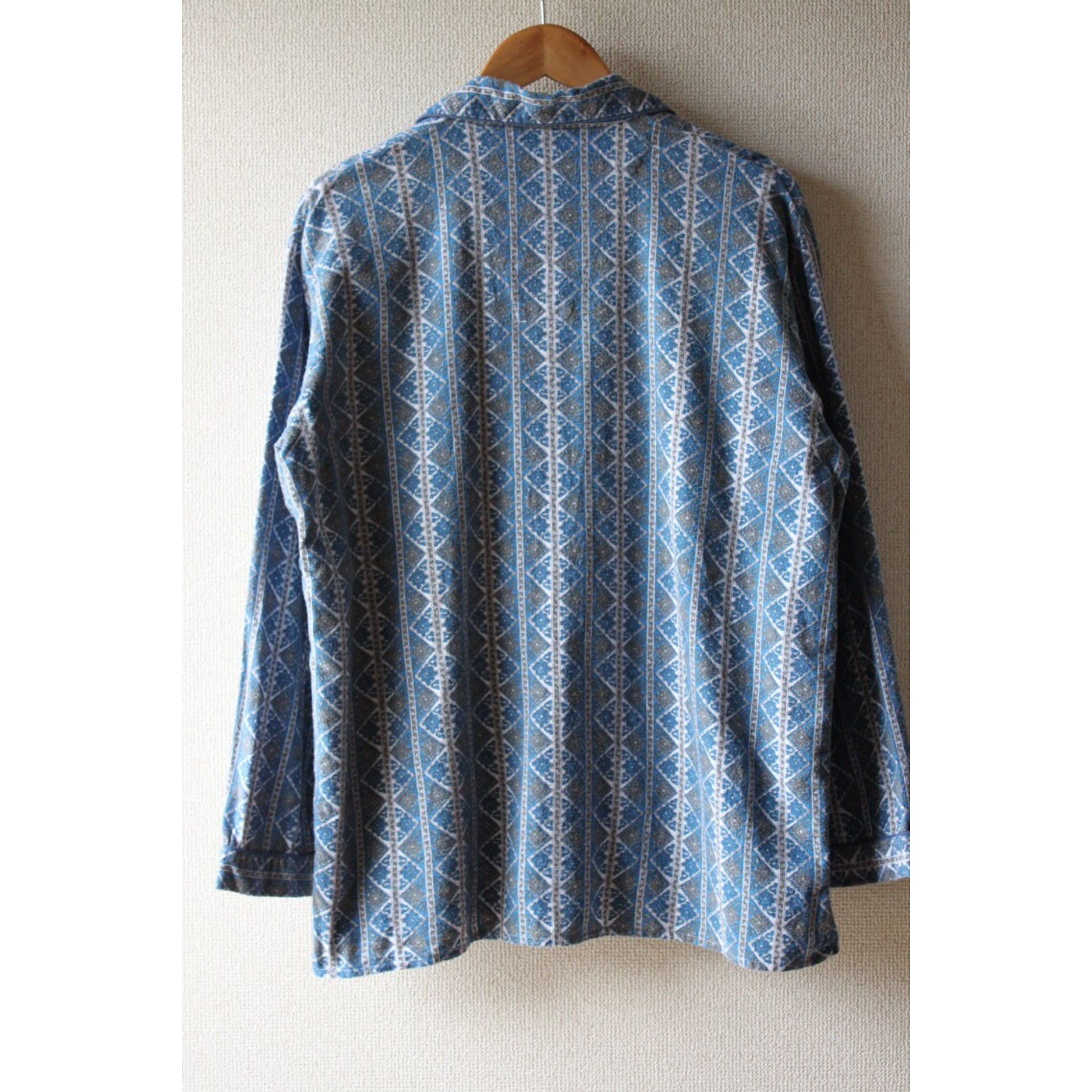 Vintage pajama shirt