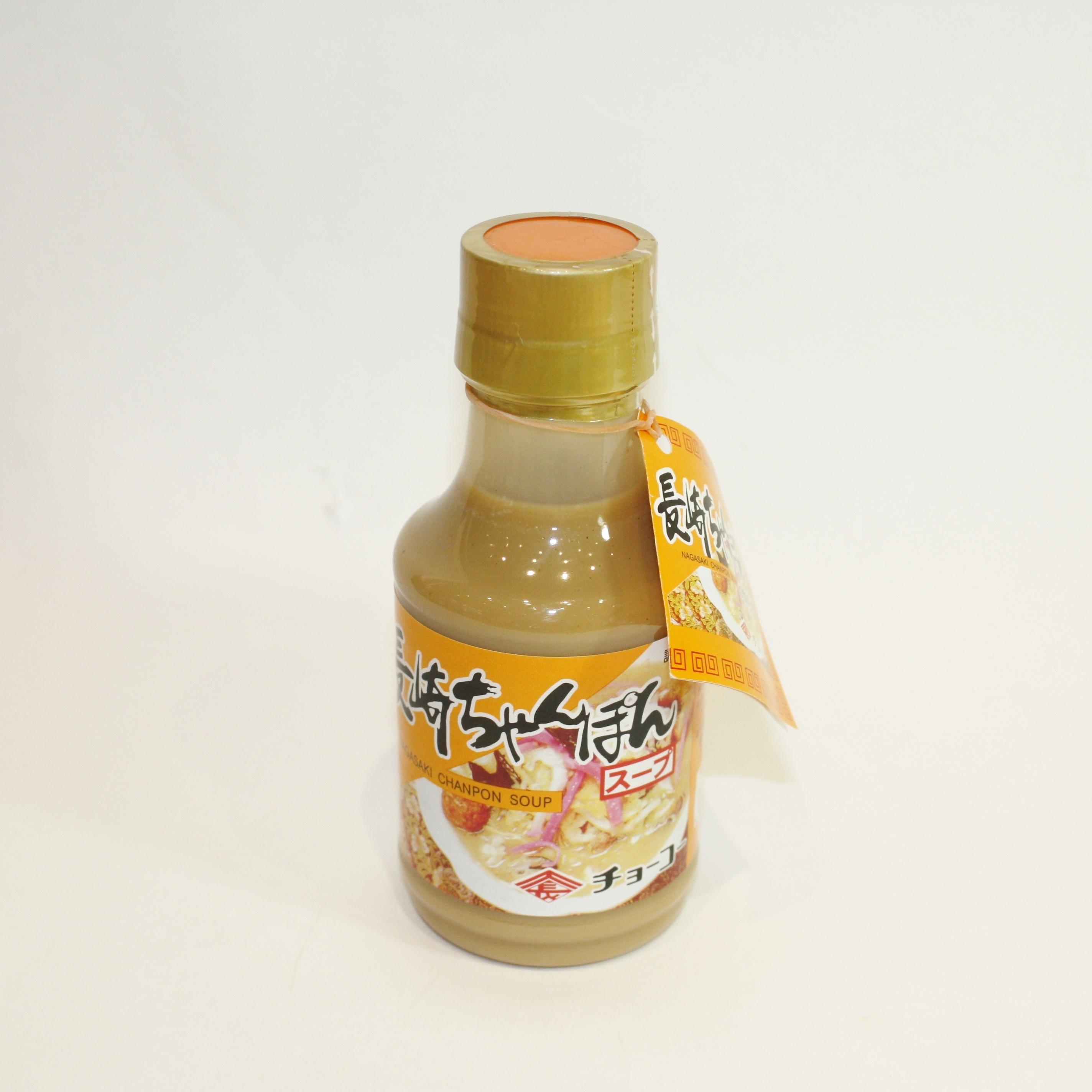 長崎ちゃんぽんスープ 【チョコ―醤油】