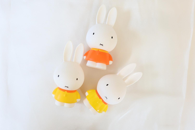 【MIFFY/ミッフィー】貯金箱/オレンジの服