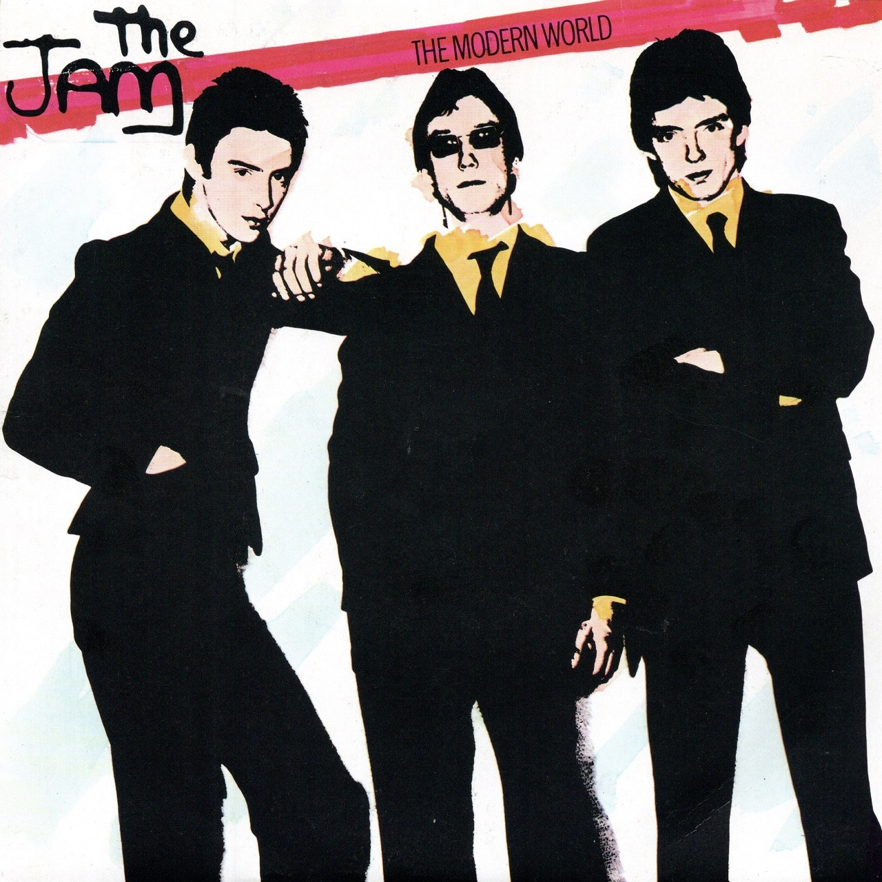 【7inch・英盤】The Jam / The Modern World