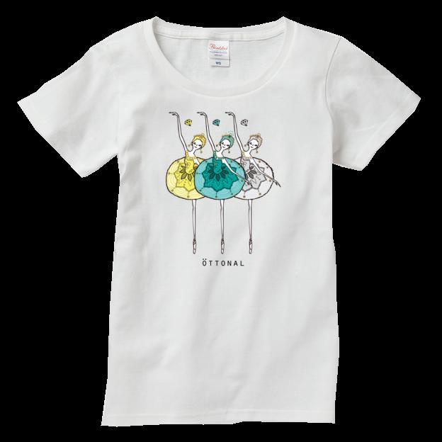 ジュエルズ Tシャツ(レディース) - 画像4