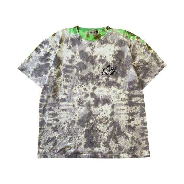 WANNA W'Thang T-Shirts MULTI TIE-DYE