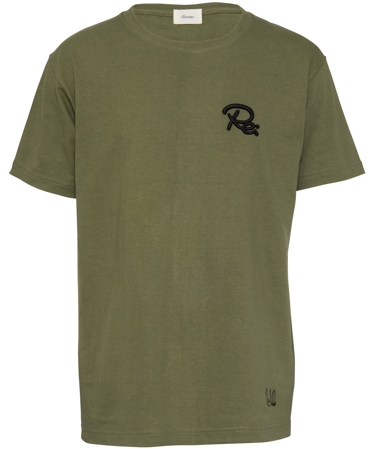 3D LOGO BIG ICON T-shirts[REC260]