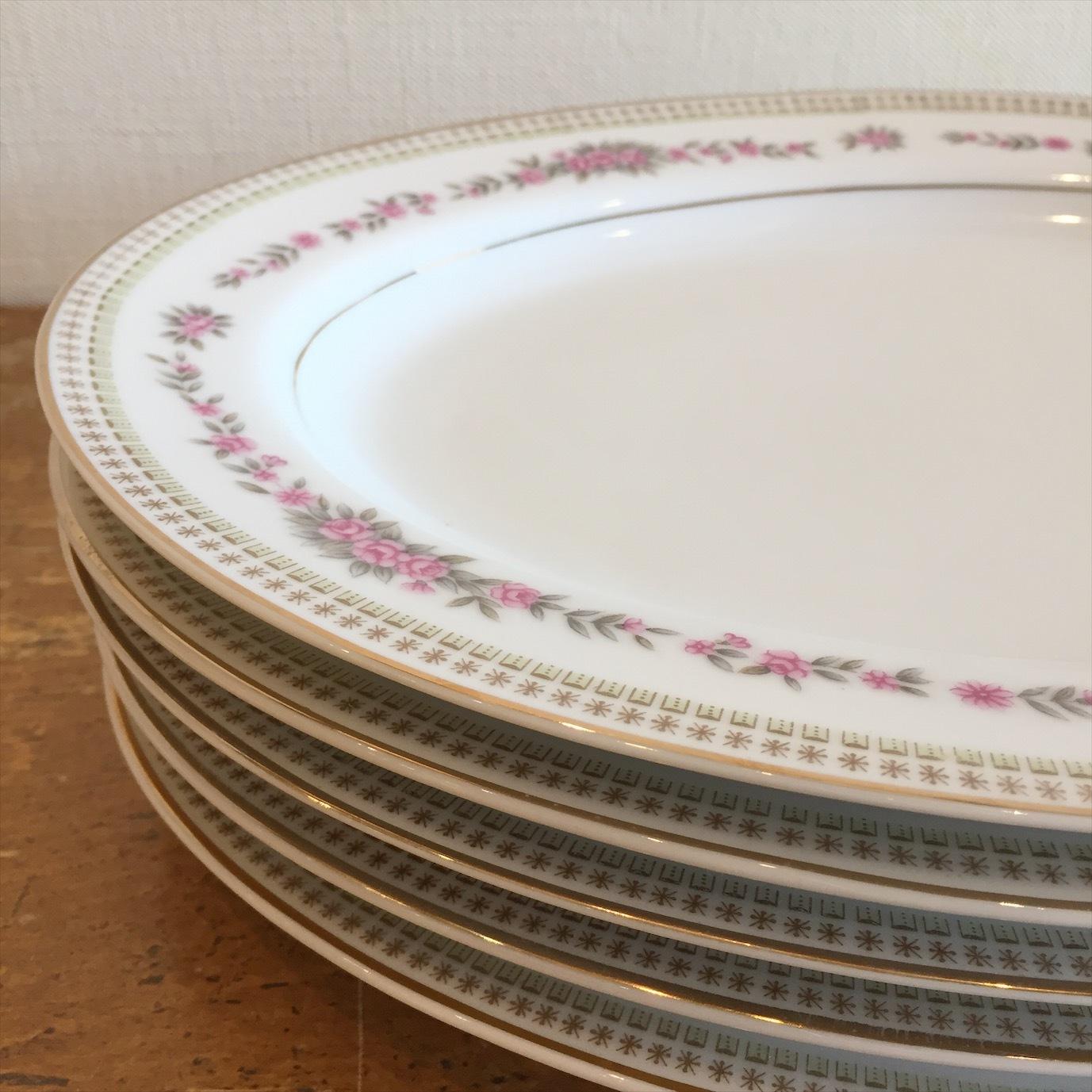レトロOval Plate