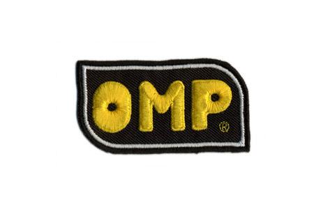 OMP Racing・ロゴ・ワッペン