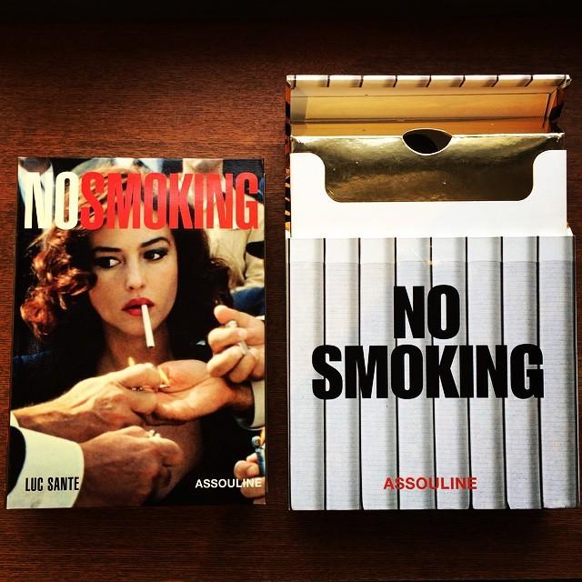 ビジュアルブック「No Smoking/Luc Sante」 - 画像1