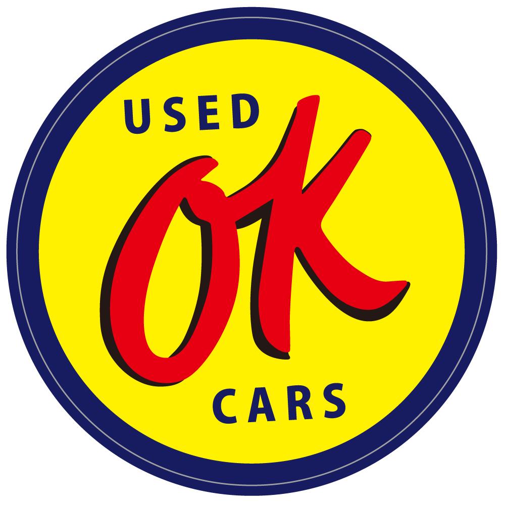 "120 USED CARS OK #2 ""California Market Center"" アメリカンステッカー スーツケース シール"