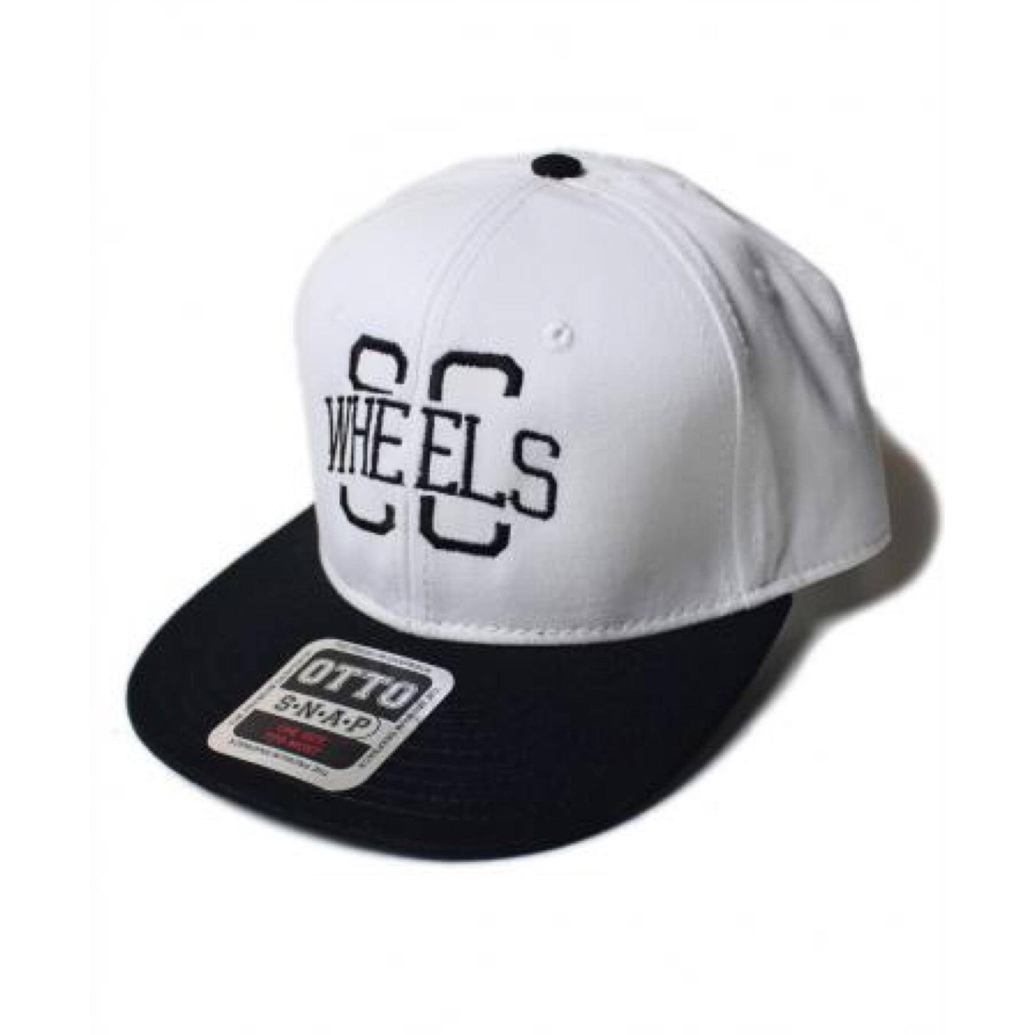 RUTHLESS #S.C.W Cotton Cap White