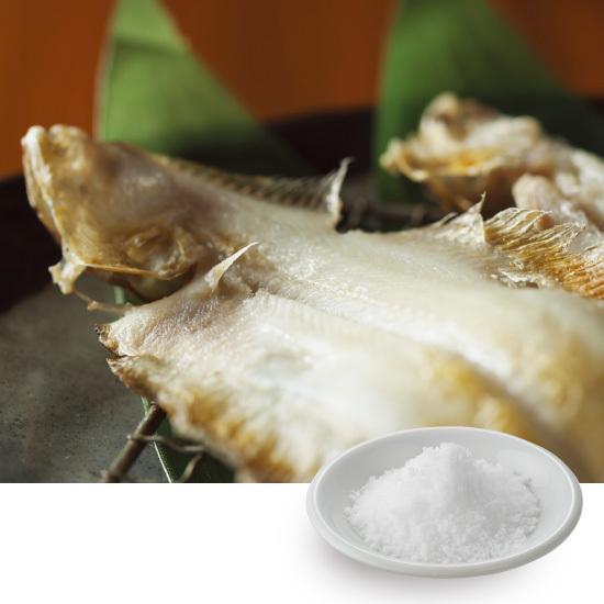 佐渡の深海塩 一番塩 160g