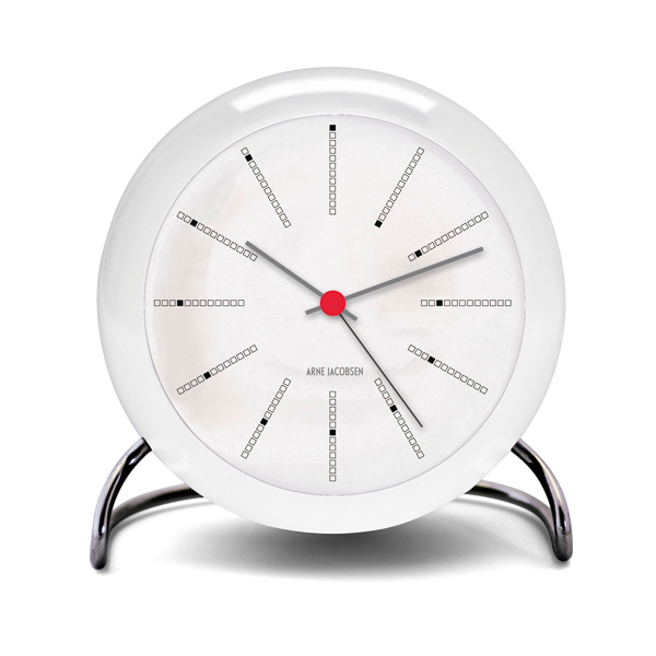 Bankers Table Clock