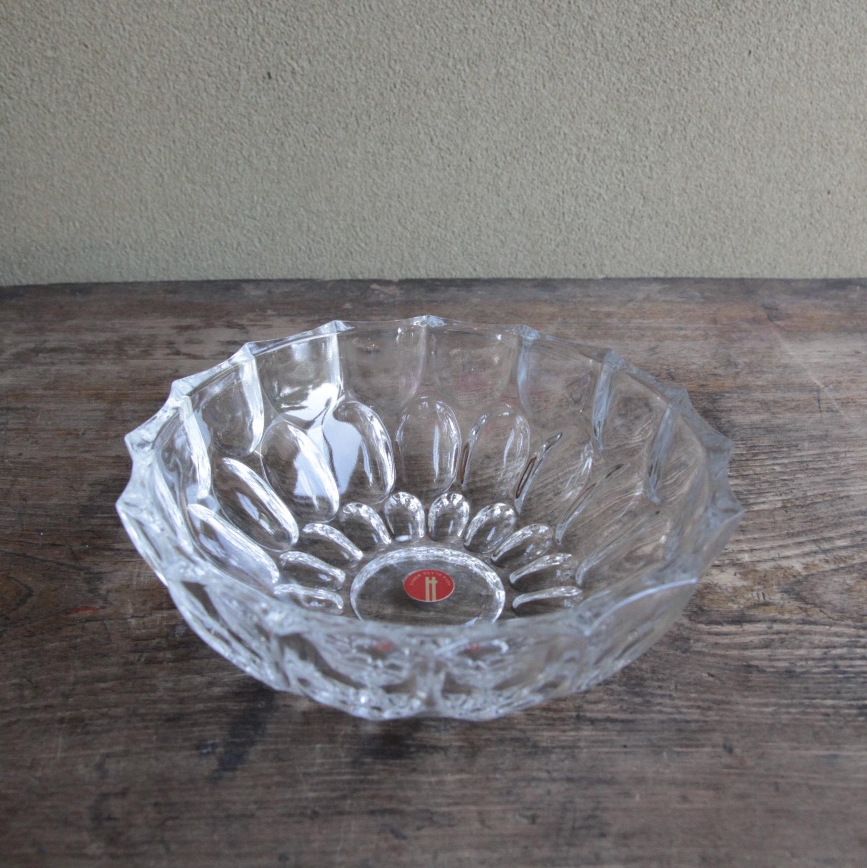 ホヤガラス 水玉小鉢 在庫5枚