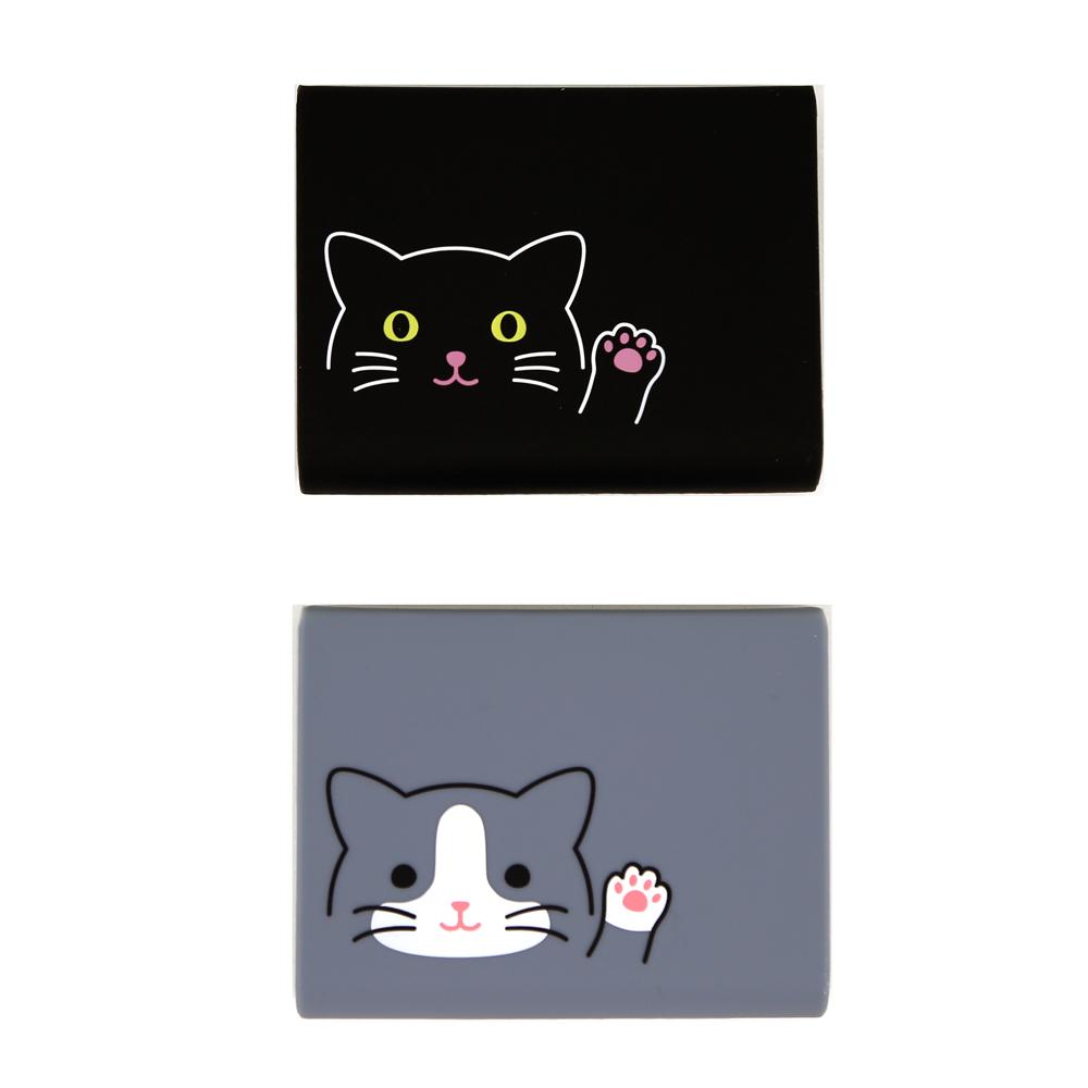 猫ふせんケース(ふせん付)全2種類
