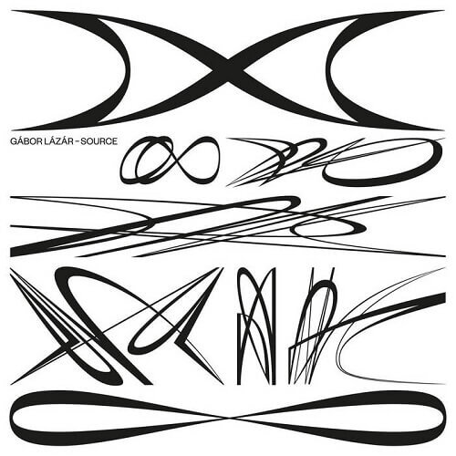 Gabor Lazar - Source (LP)