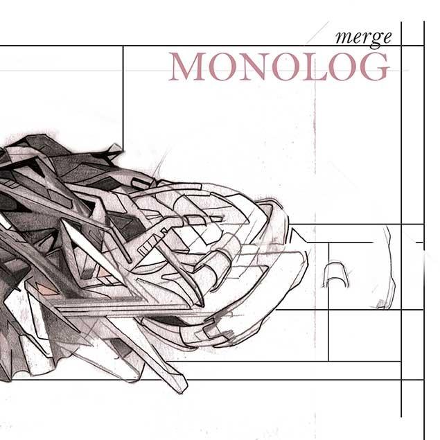 Monolog - Merge.  CD - 画像1