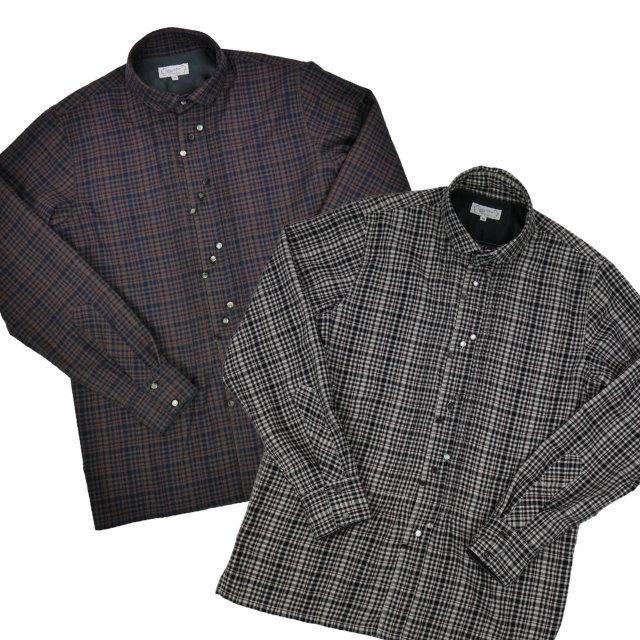 【OR GLORY オアグローリー】 フィッシャーマン シャツ チェック ポルトガル (Fisherman's Shirts CHK)
