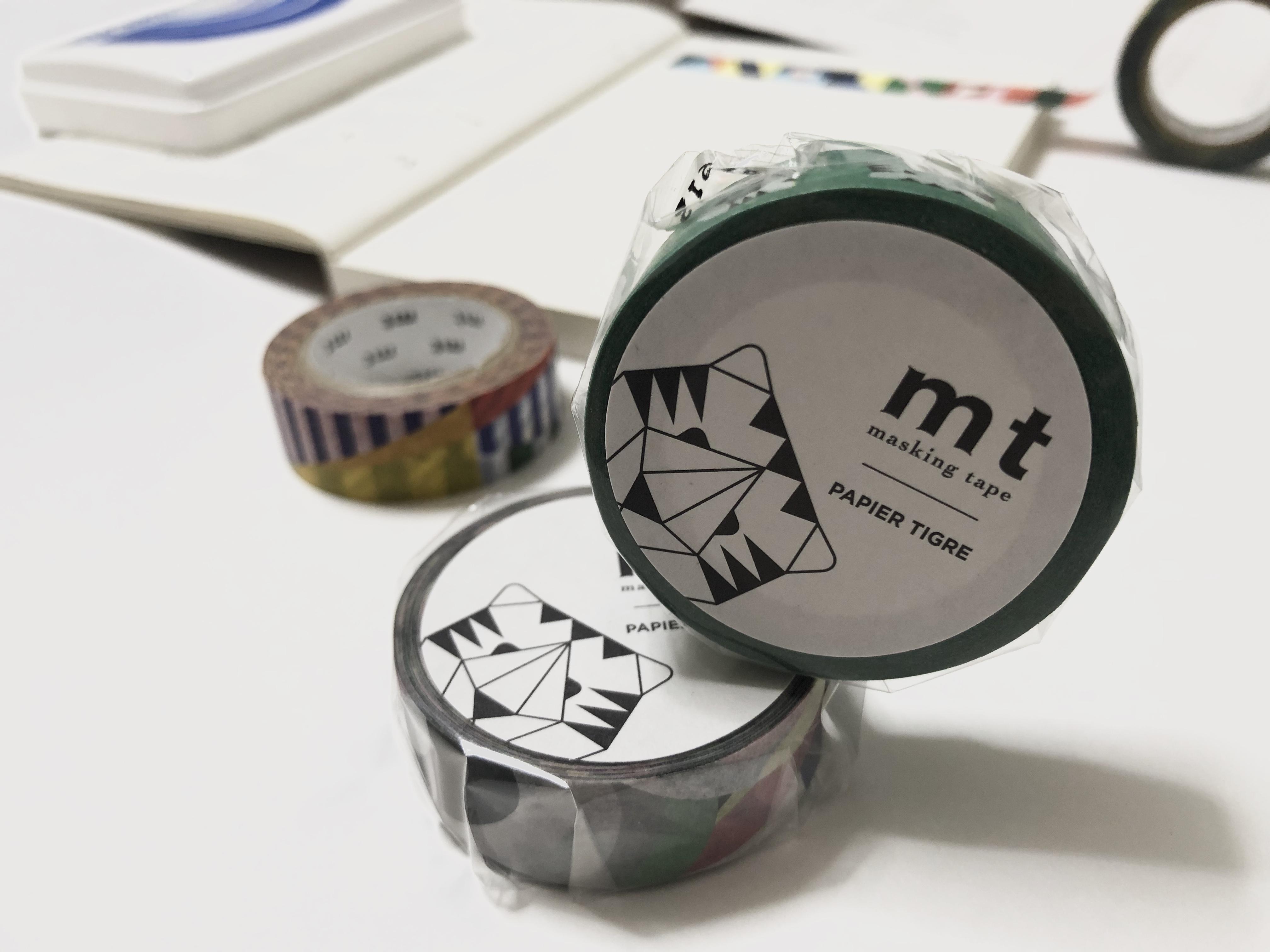 mt × PAPIER TIGREシリーズ