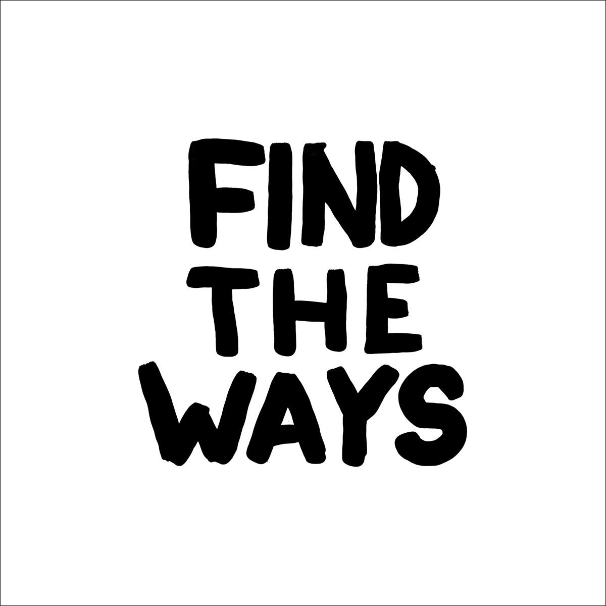 Find The Ways | Allred & Broderick