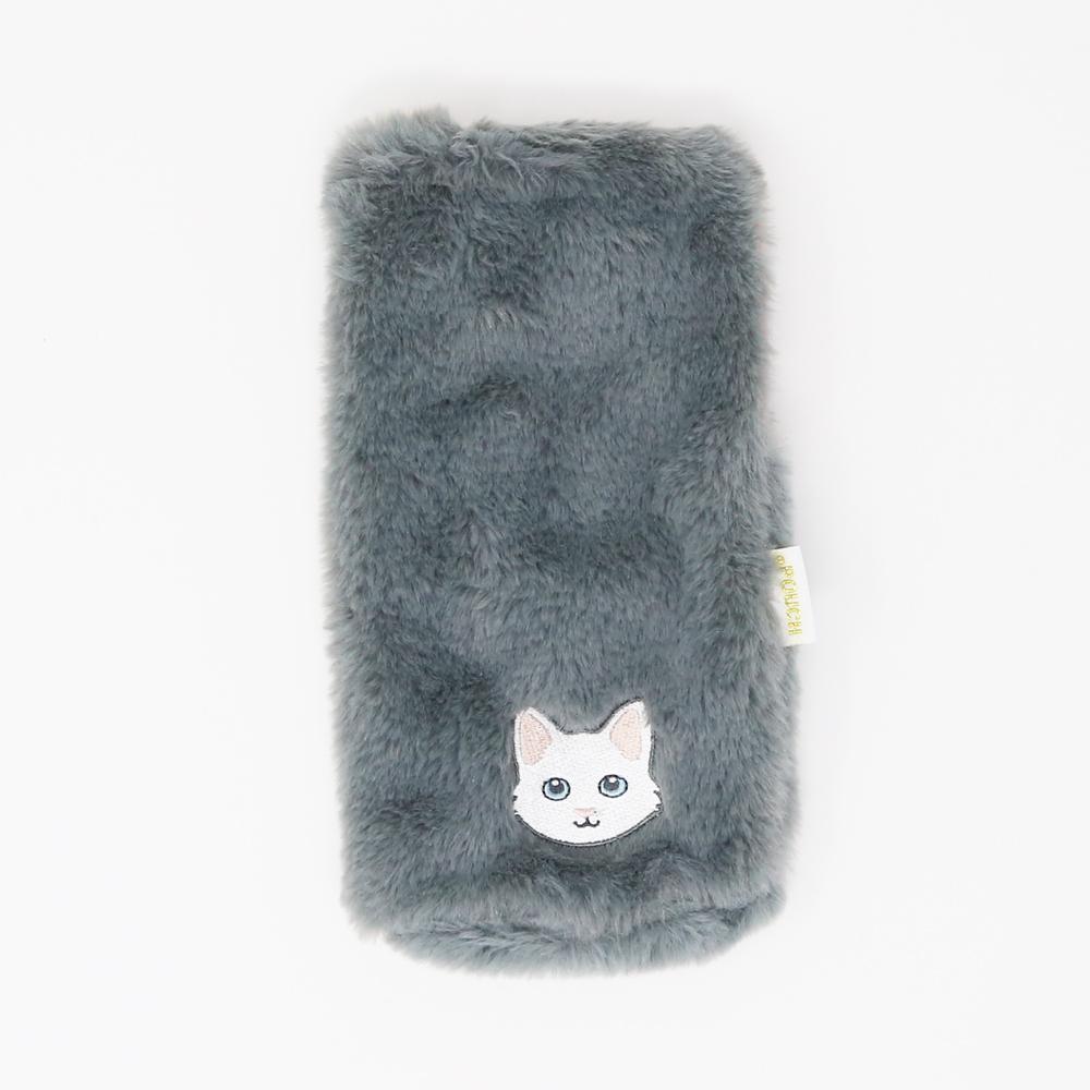猫ポーチ(どっとポーチボアねこ)