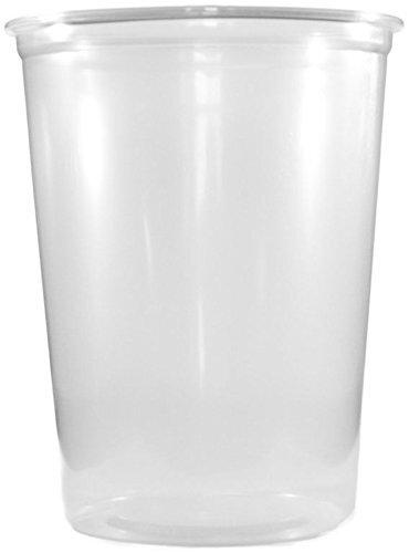 プラコンカップ900cc【ショウジョウバエ育成ボトル】「本体のみ」   蓋なし