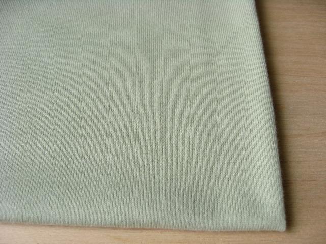 J&B定番 綿30双糸スーパー度詰天竺 ホググリーン NTM-1827