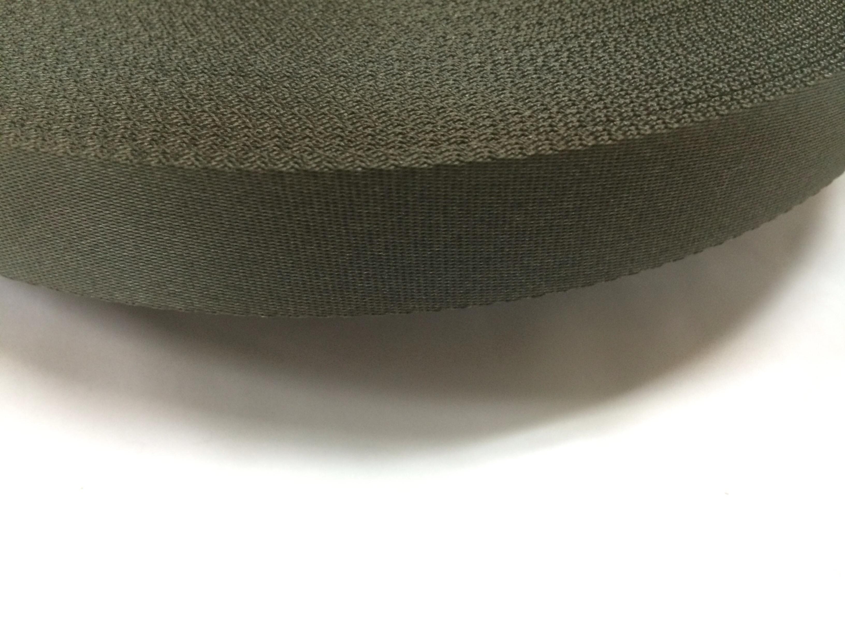 ナイロン 流綾織 定番カラー10㎜幅 1.1㎜厚 1m